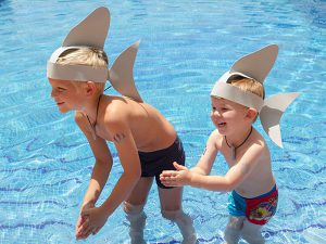 Kids pool party fun ideas