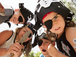 Kids Pirate Party Dress Up