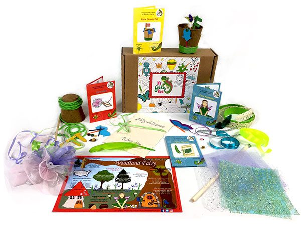 fairy crafts subscription box