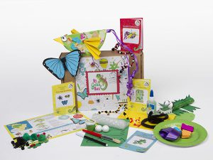 Discovery Box MyGeckobox