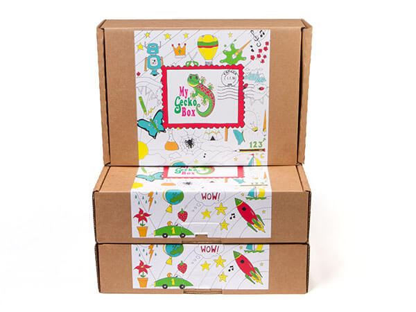 MyGeckoBox - 3 Month Gift Set