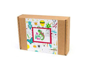 MyGeckoBox - Monthly Subscription Kids Crafts