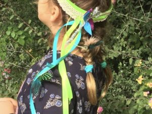 fairy headband craft
