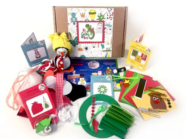 Christmas craft activities for children