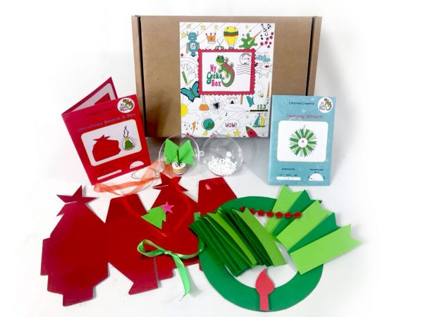 Easy to do Christmas crafts for kids